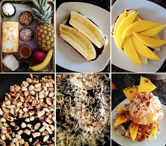 step-by-step-tropical-sundae