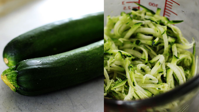 zucchini-shreds
