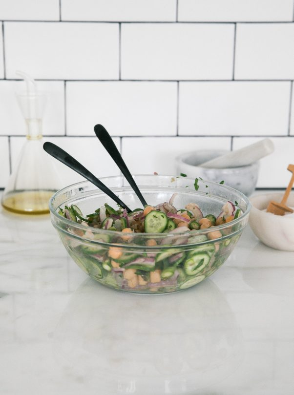 garbanzoasparagussalad