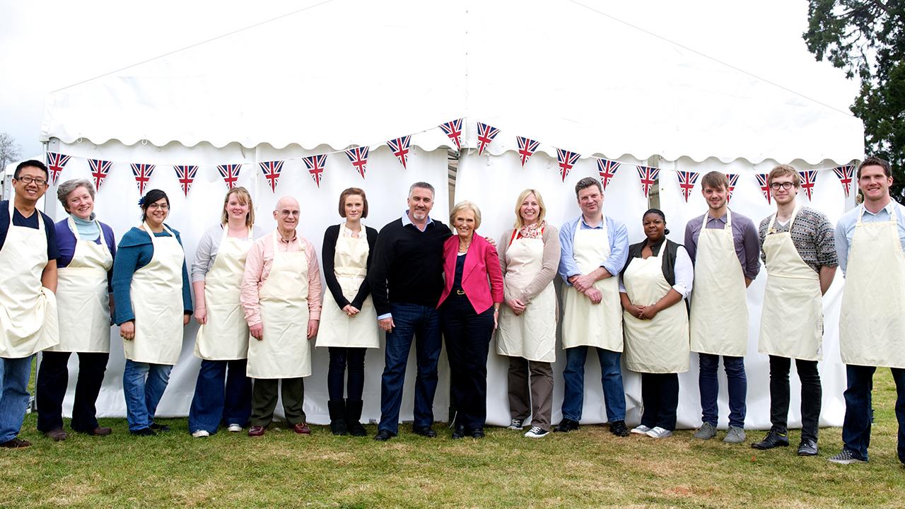 Great British Baking Show Season Five
