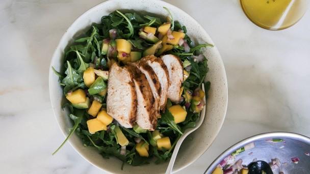Chipotle-Mango-Chicken-Salad