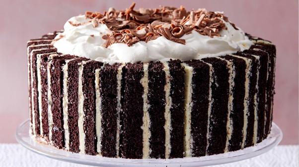 Cake Recipes Impressive: Martha Bakes: Impressive Chocolate Desserts Episode