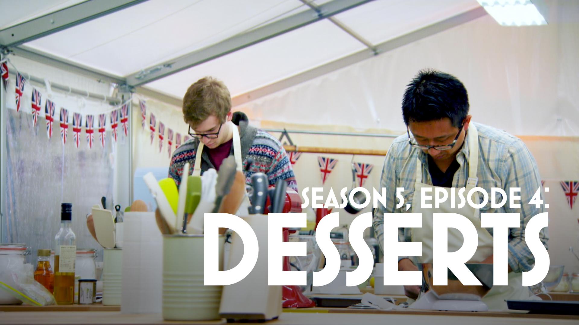 Episode 4: Desserts