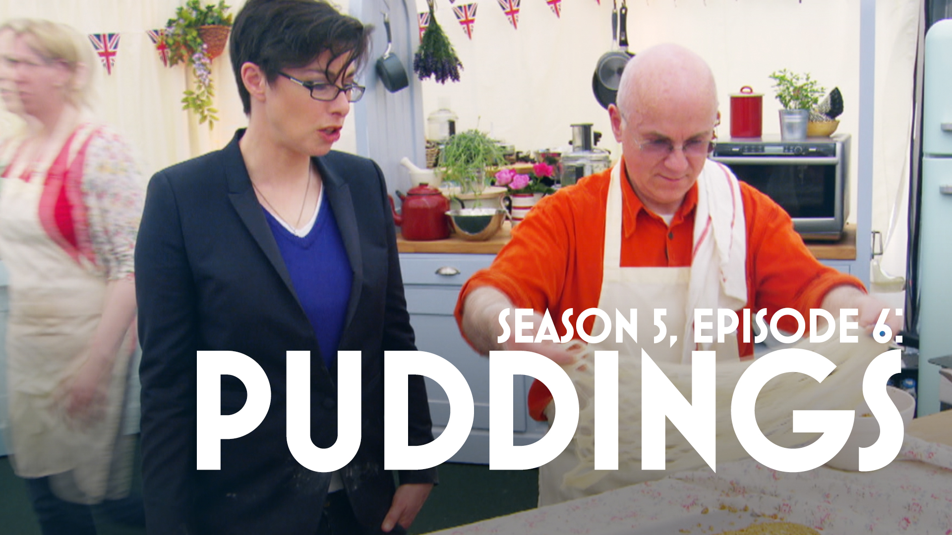 Episode 6: Puddings