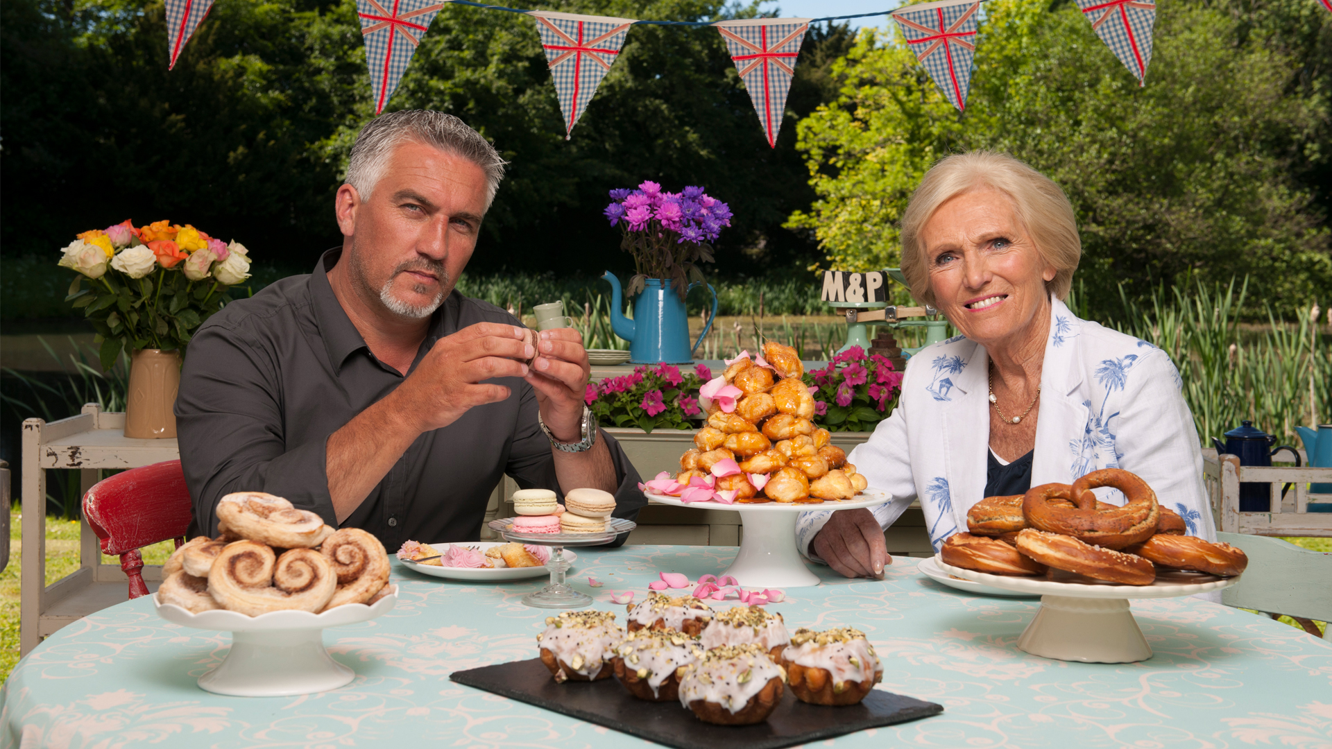 Great British Baking Show: Season Two