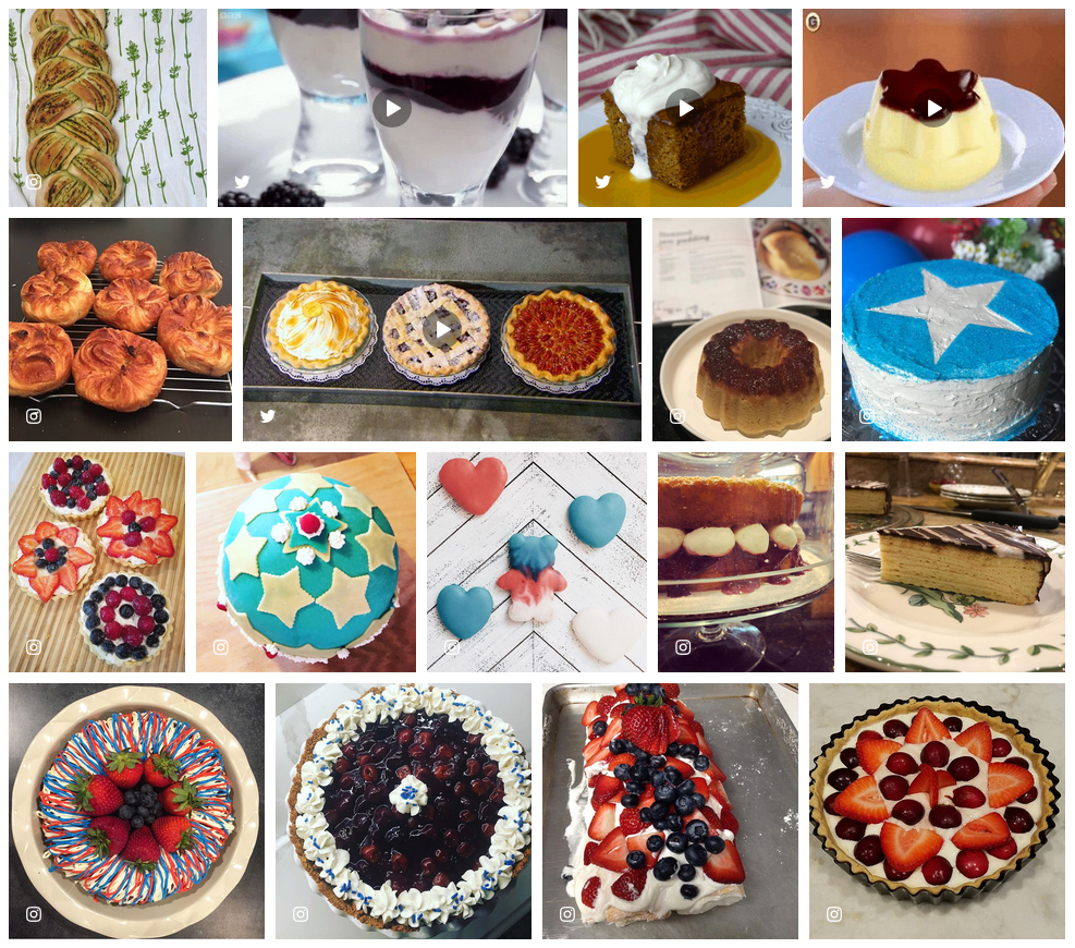 Great British Baking Show: Show Us Your Bakes