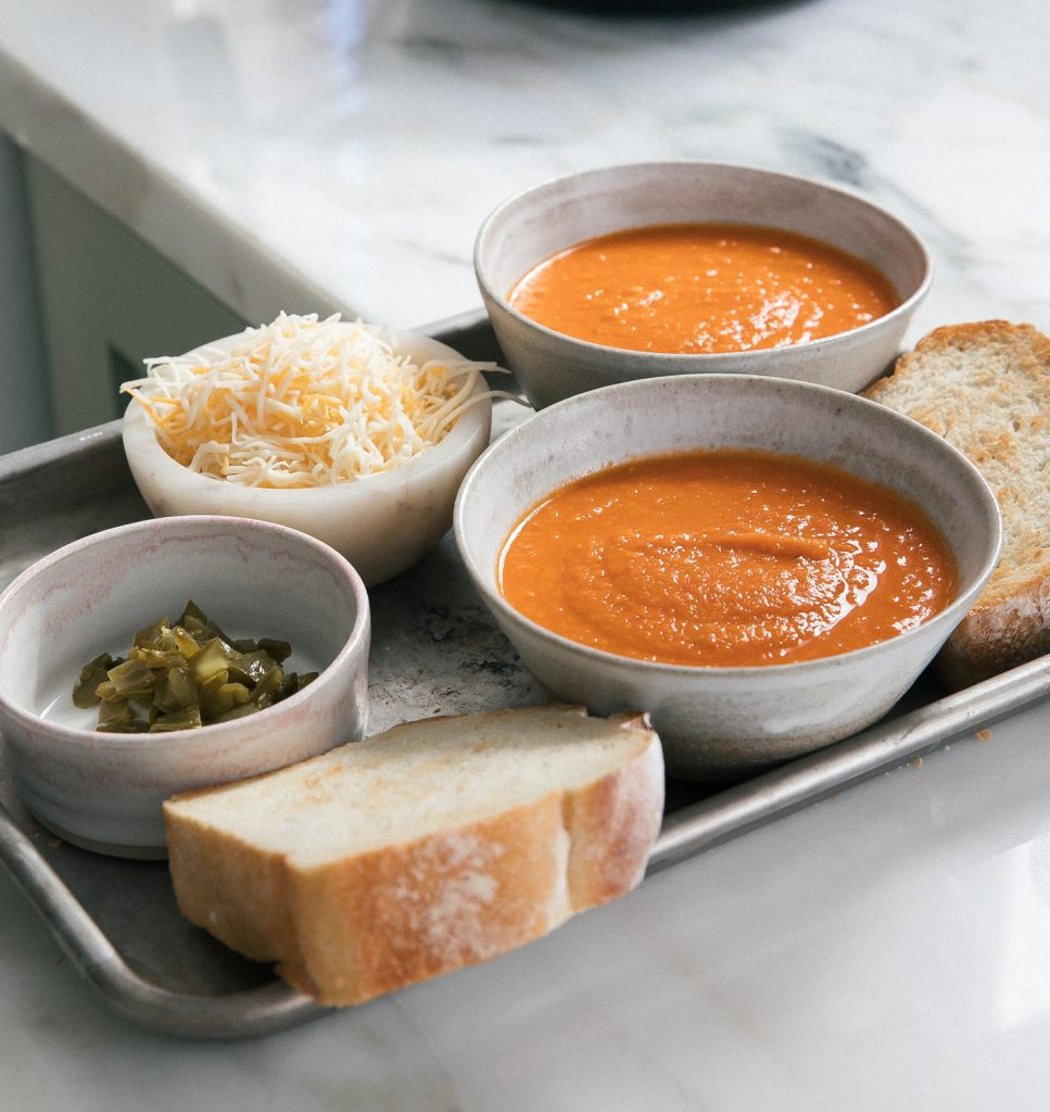 tomatoredpeppersoup