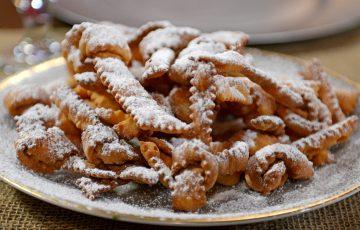 Crostoli is an Italian tradition.