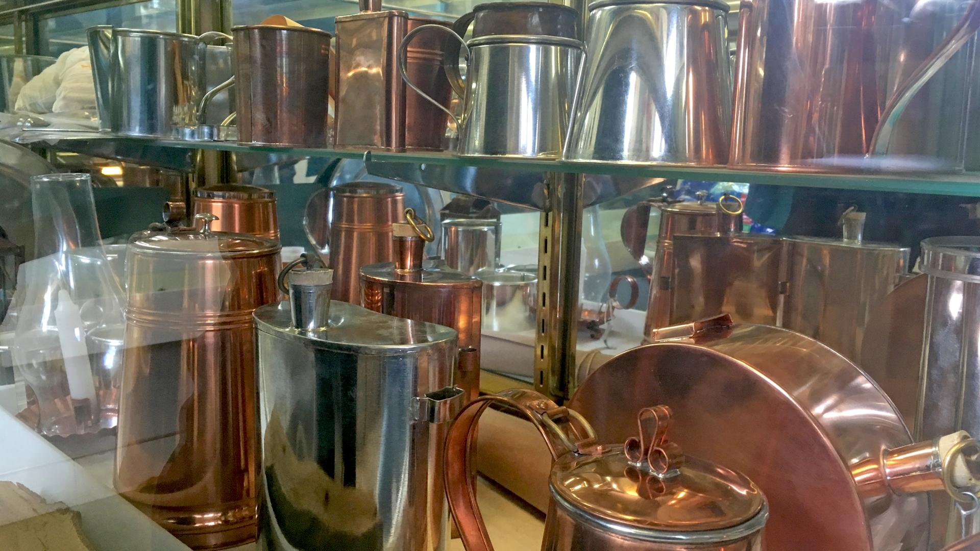 Copper Ware for sale