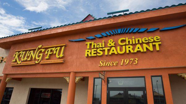 Kung Fu Thai and Chinese Restaurant