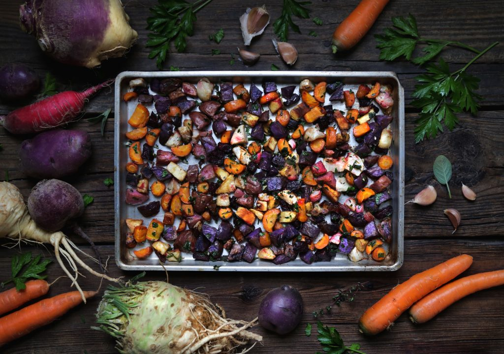 Roasted Root Medley