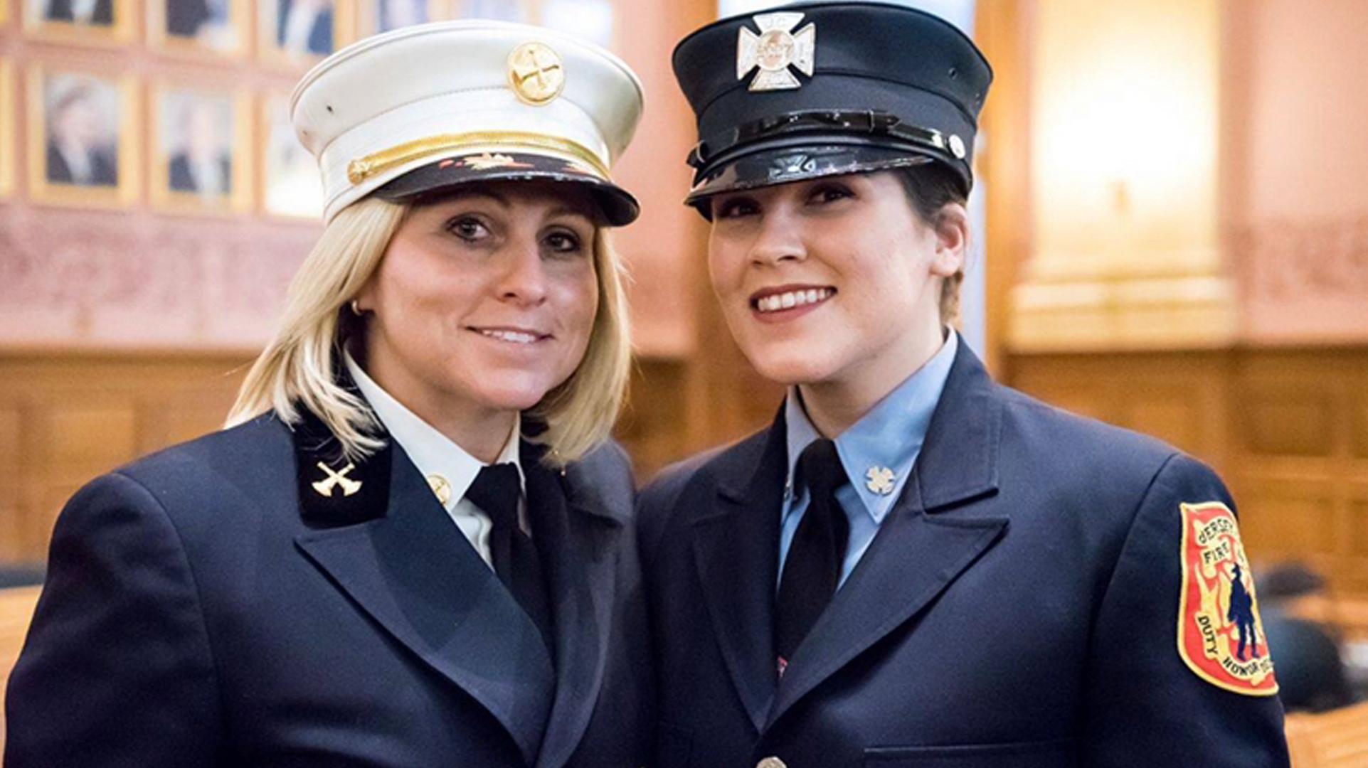 Francesca and Connie Zappella