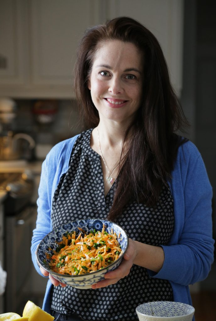 Nikki Jabour and Her Salad