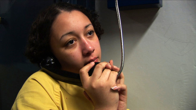 Cyntoia Brown calls her adoptive mother, Ellenette Brown, to tell her she