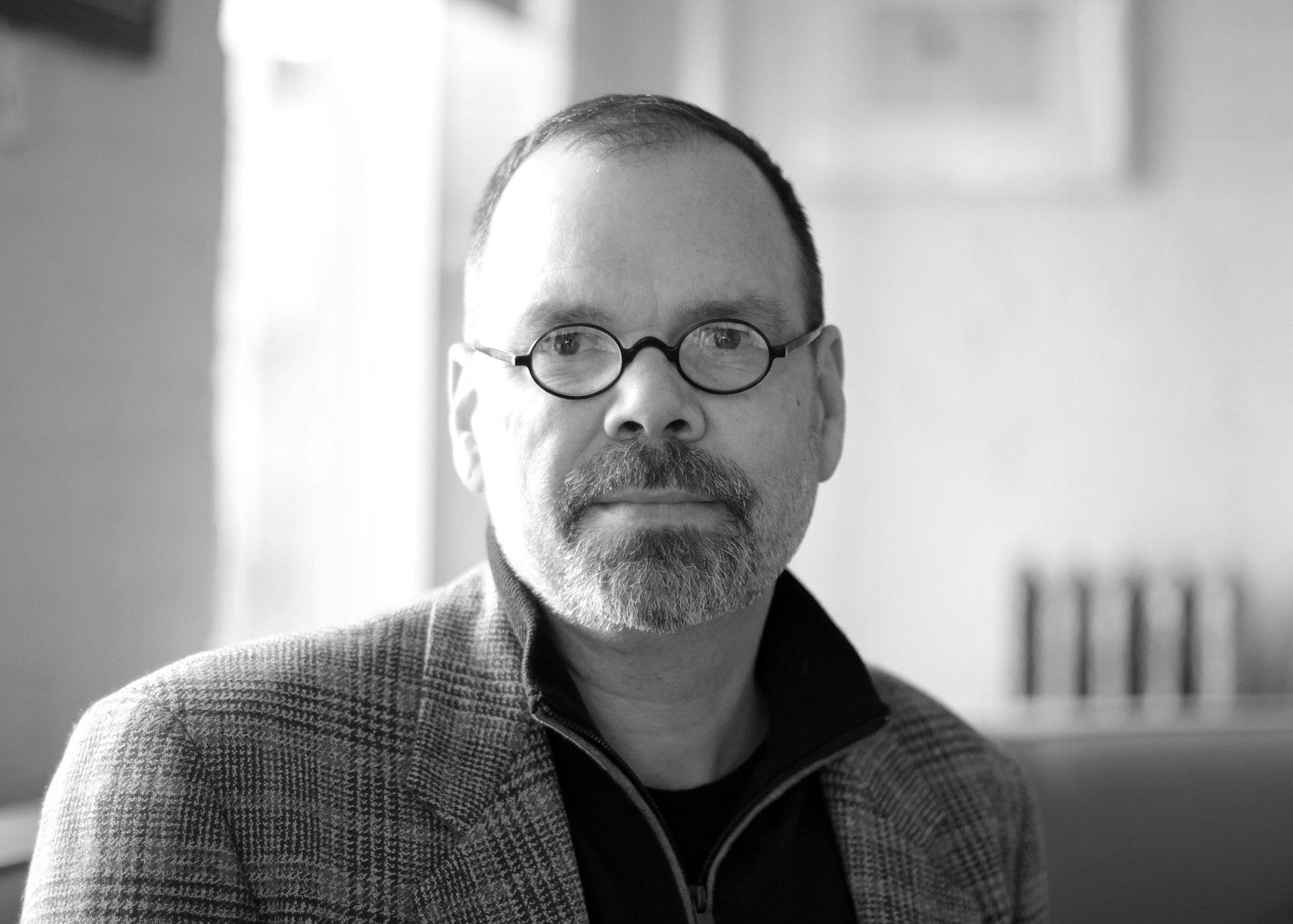 Headshot of How to Survive a Plague filmmaker David France