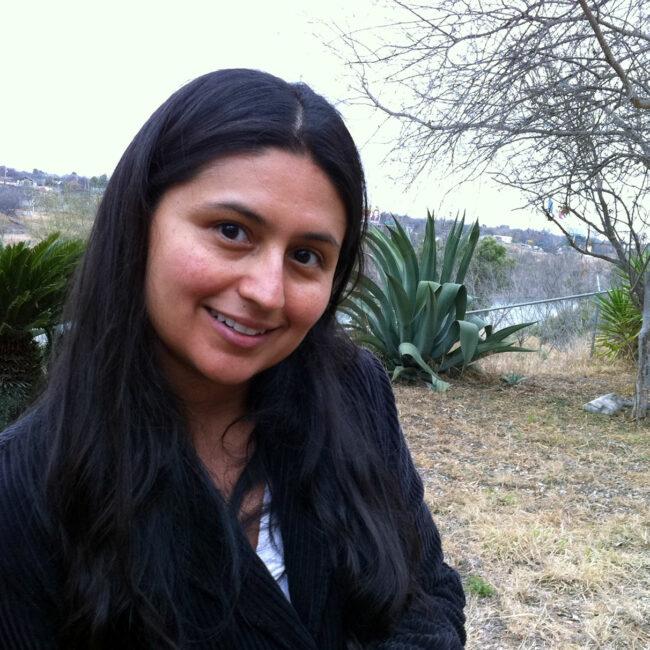 Headshot of Las Marthas filmmaker Cristina Ibarra