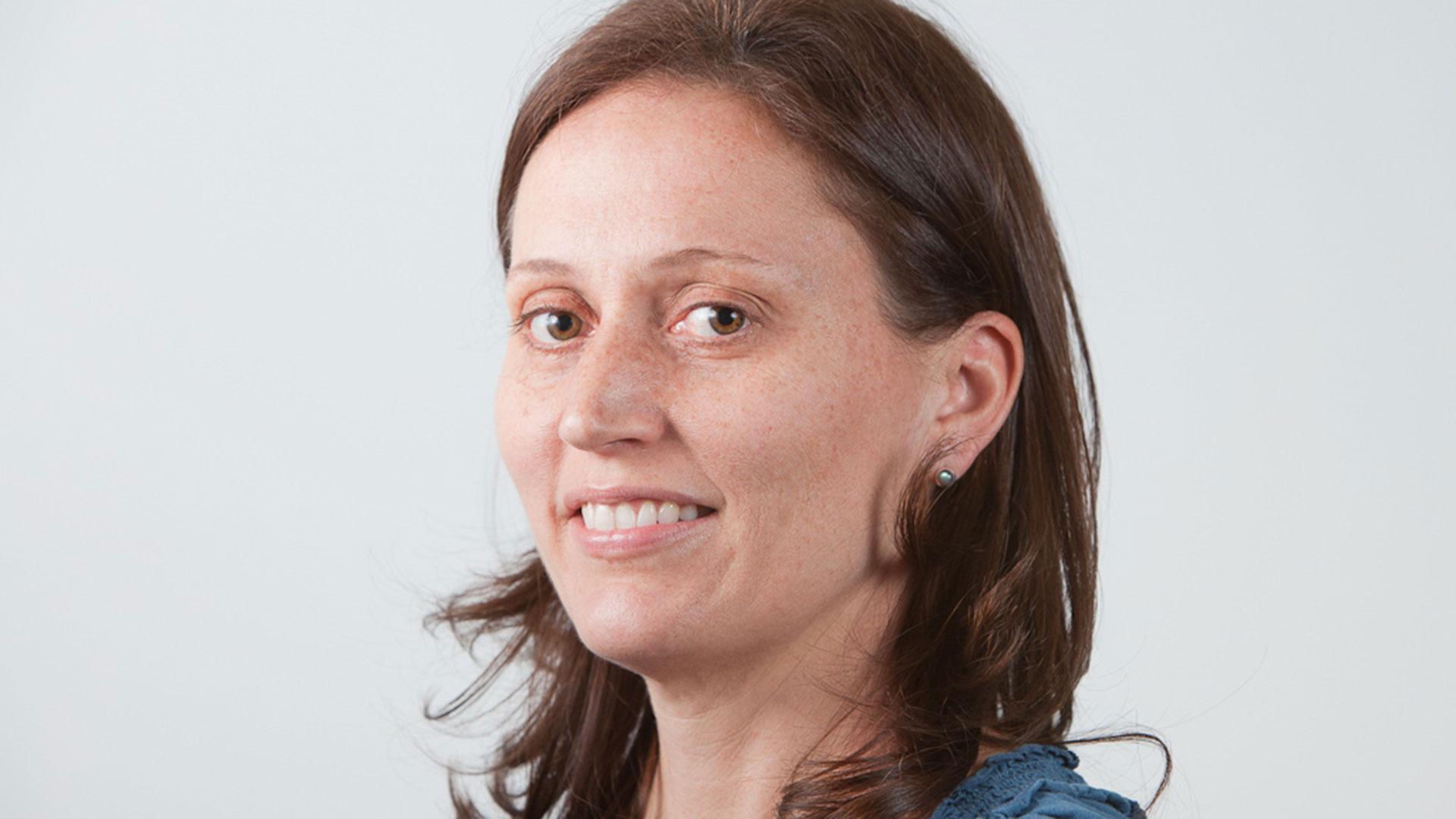 Headshot of All of Me filmmaker Alexandra Lescaze