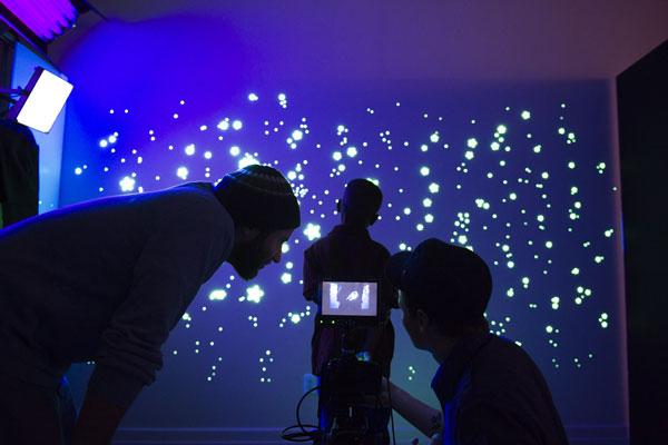 Filmmaker Reuben Atlas Shooting Brothers Hypnotic