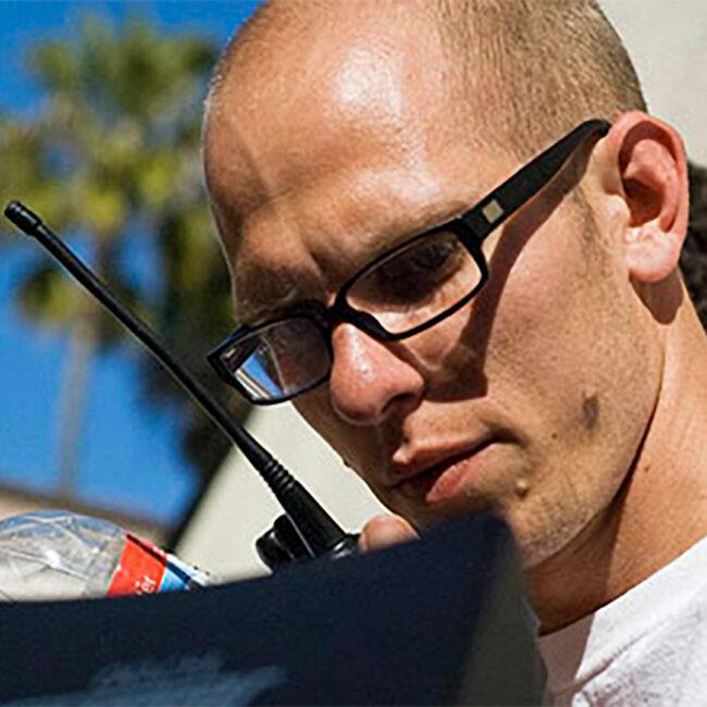 Filmmaker Theo Love