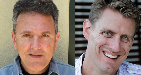 Limited Partnership director Tom Miller (left), and producer Kirk Marcolina