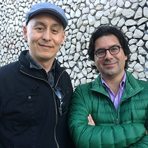 Amir Soltani & Chihiro Wimbush
