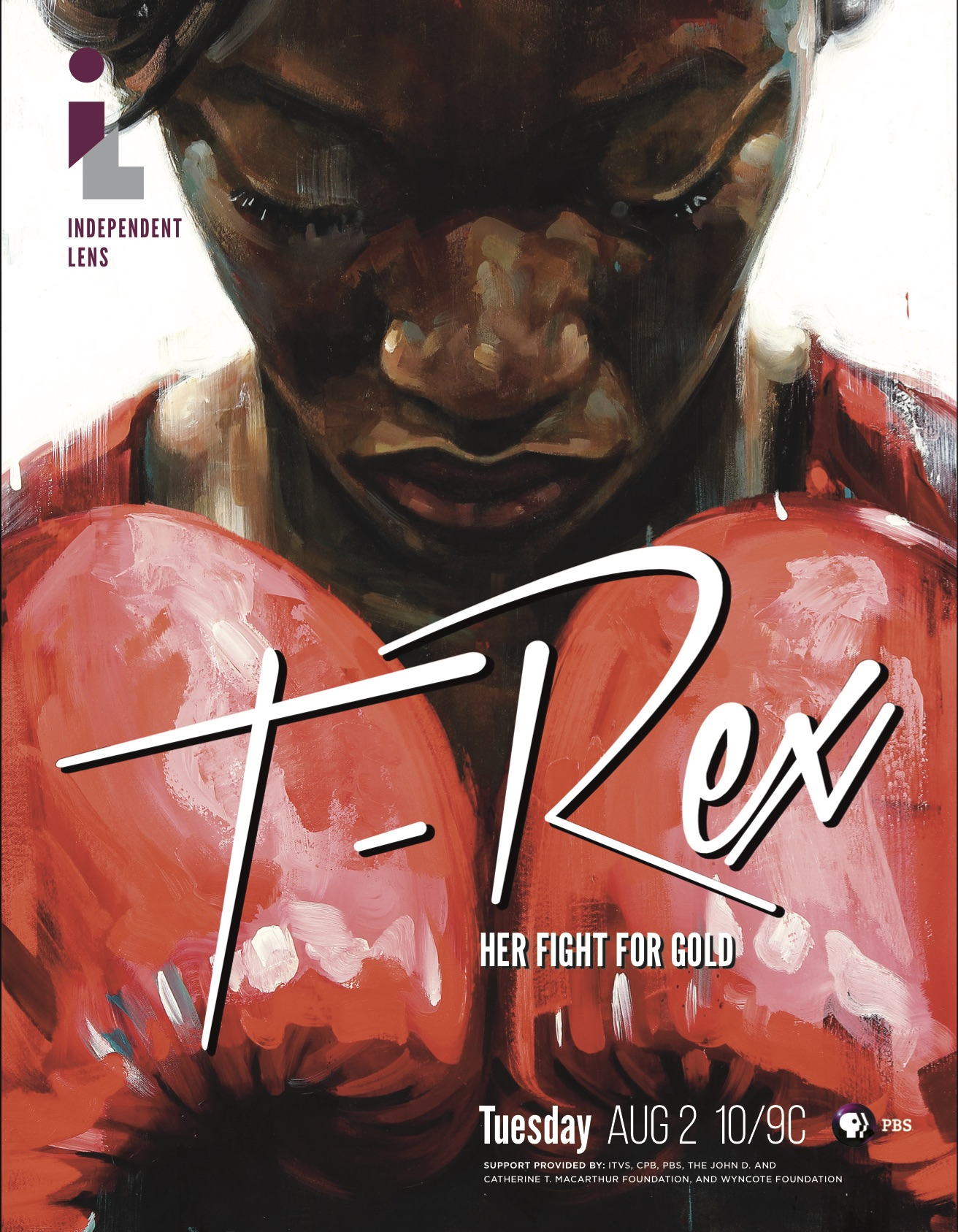 T-Rex: Her Fight for Gold