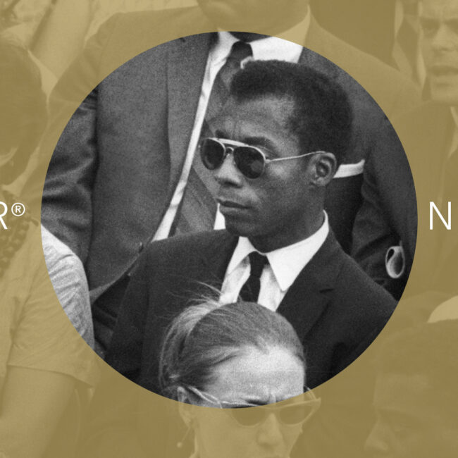 I Am Not Your Negro Oscar Nominee graphic