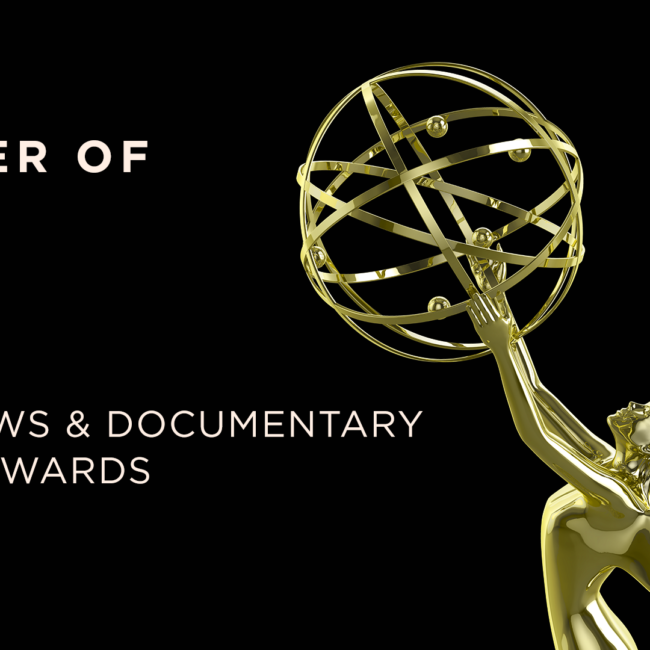 Indie Lens Wins 2 News & Doc Emmy Awards