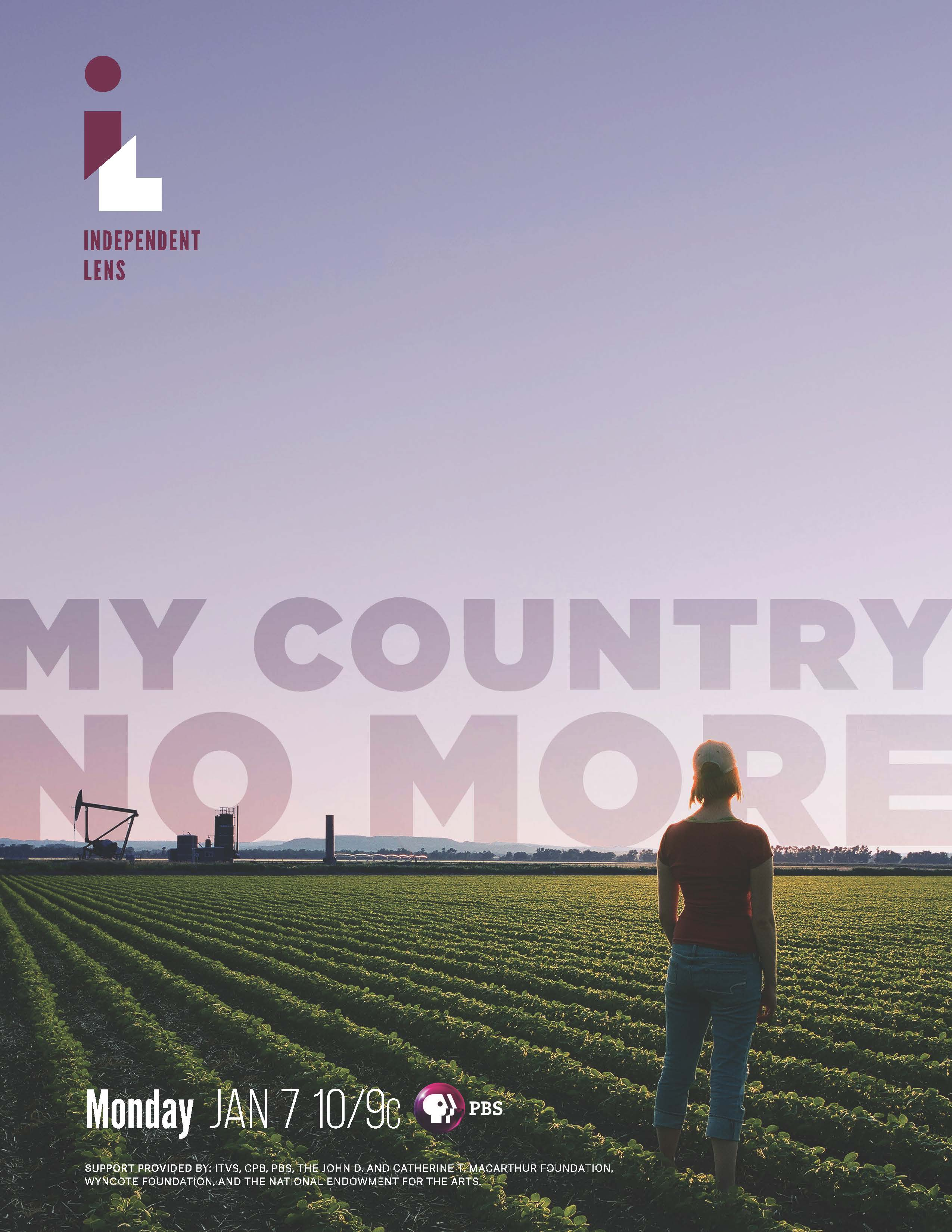 My Country No More