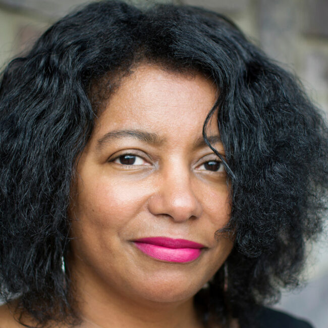 Filmmaker Jacqueline Olive
