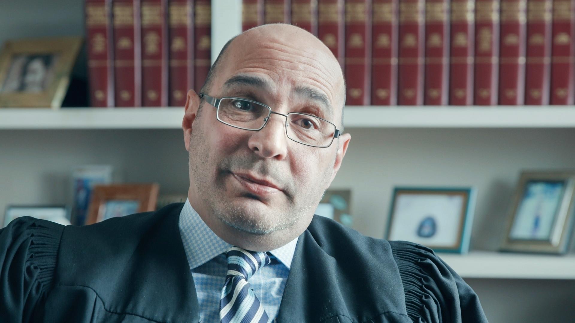 Judge Scott DiClaudio