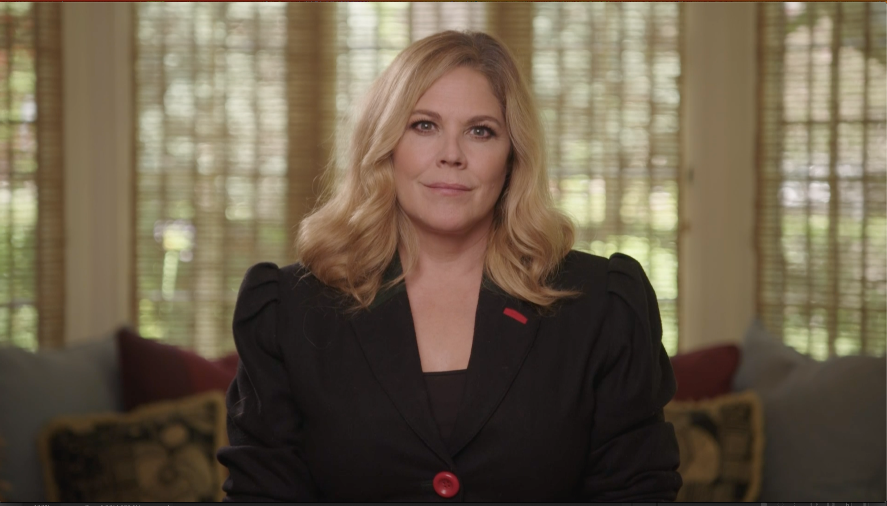 Mary McCormack on the 2020 Concert