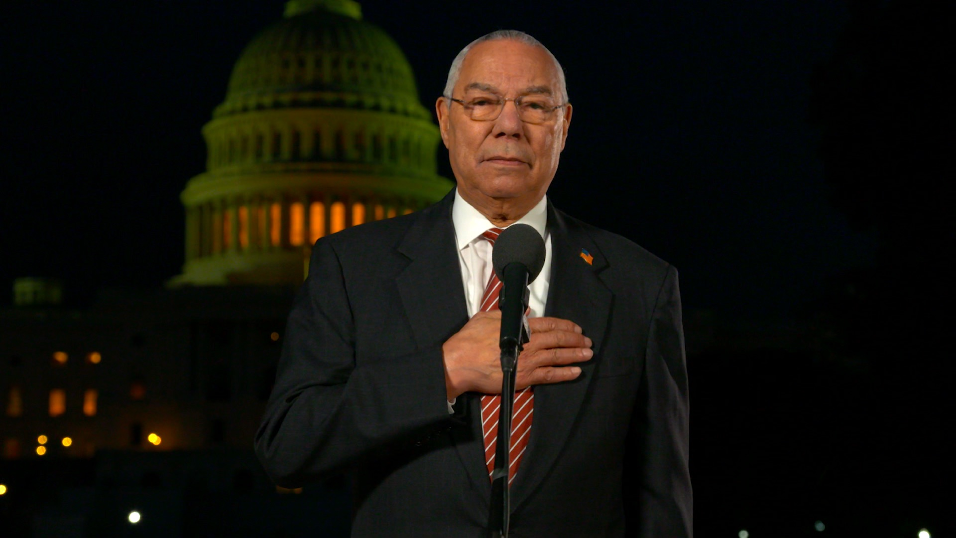 General Colin L. Powell on the 2020 Concert