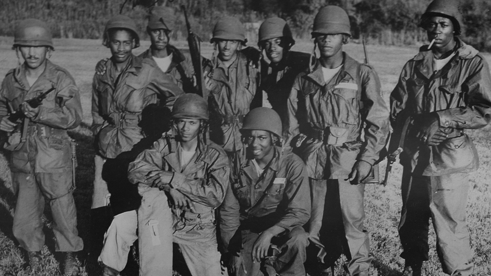 The 2nd Airborne Ranger Company