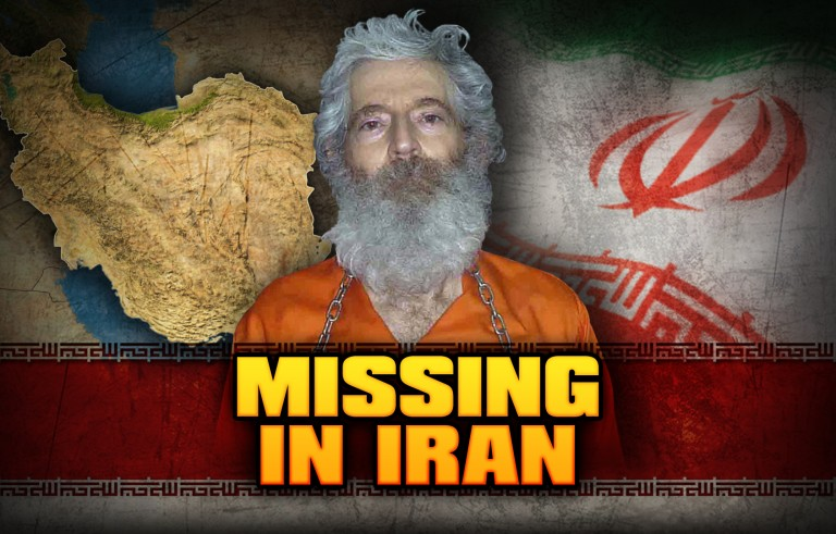 Missing in Iran