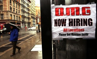 Unemployment Rate Drops To 7 Percent, As Economy Adds 200,000 Jobs In Nov.