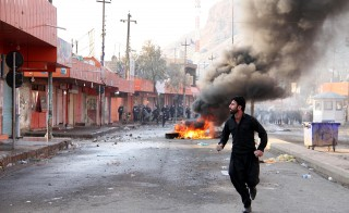 Unrest Iraq