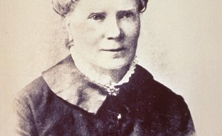 Elizabeth Blackwell portrait from the National Library of Medicine