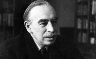 John Maynard Keynes is often associated with government intervention, but his investment strategy reveals a die-hard capitalist, argues John Wasik. Photo courtesy of Tim Gidal/Picture Post/Getty Images.