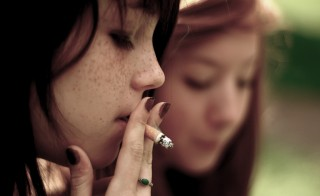 The Food and Drug Administration launched a new campaign Tuesday aimed at preventing young people from smoking. Photo by Photo by Flickr user Valentin Ottone