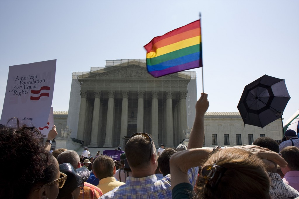 Virginia's Attorney General said Thursday that he will not defend the state's ban on same-sex marriage and will instead side with the plaintiffs. Creative Commons photo courtesy of Flickr user Photo Phiend