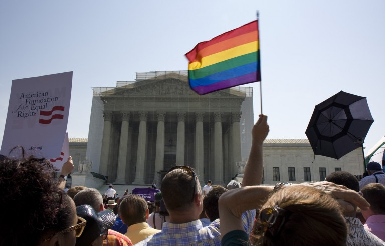 Virginia's Attorney General said Thursday that he will not defend the state's ban on same-sex marriage and will instead side with the plaintiffs. Photo by Flickr user Photo Phiend.