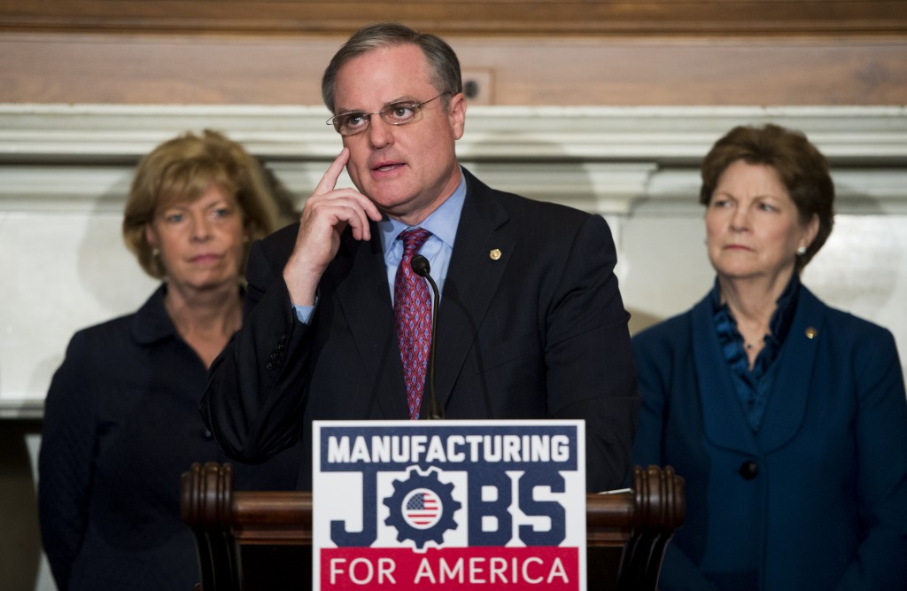 Will Sen. Mark Pryor, D-Ark., survive election day? Photo By Bill Clark/CQ Roll Call
