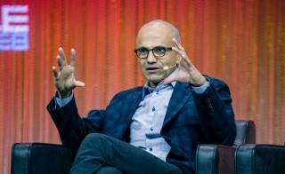 Satya Nadella headed Microsoft's enterprise and cloud divisions before being named CEO. Photo by Flickr user LeWeb13
