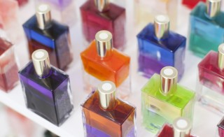 Perfumes and colognes often advertise pheromones that will make you irresistible to your mate. But neuroscientists say their product is all hogwash. Photo by Getty Images/Maskot
