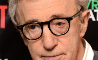 "Director Woody Allen attends ""The Revisionist"" opening night on Feb. 28, 2013, in New York City. Photo by Andrew H. Walker/Getty Images"