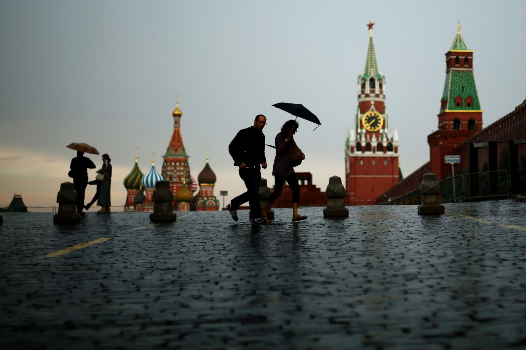 The outlook is cloudy for U.S.-Russia relations. Photo by Mark Kolbe/Getty Images