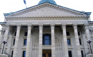 Kansas lawmakers are split over a bill that would refuse certain services to same sex couples.  Photo by Flickr user ensignbeedrill