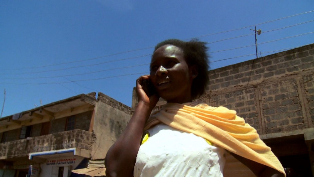 Across sub-Saharan Africa, mobile phone usage is growing at a rate of 18 percent each year. Of the 43 million people living in Kenya, roughly 30 million have cell phones.