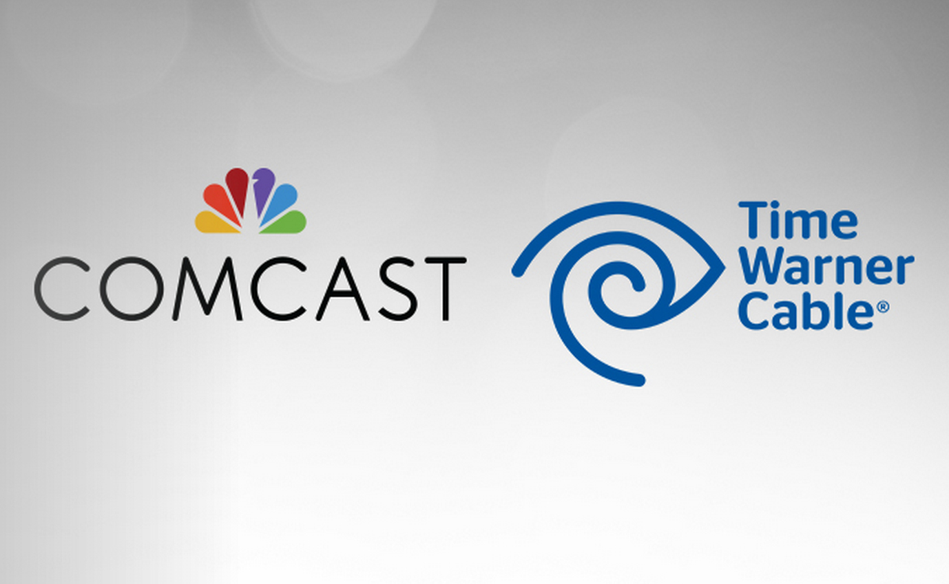 Comcast agreed to buy Time Warner Cable in an all-stock $45-billion deal announced Thursday that will allow the company more control over the U.S. market's television, broadband Internet and phone services.